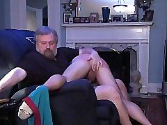 warm up spanking