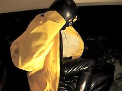 Heavy rubber and rainwear pt1