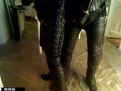 leather 36
