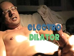 Electro dilator in July 10min of fun with the 8mm dilator