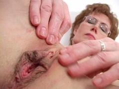 Mature lady masturbates - ANT Studio