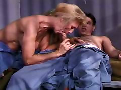 Hot mature chick fucked in prison