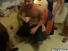 Guy takes dick up his butt for a dare