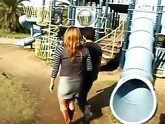 Public peeing and private fucking