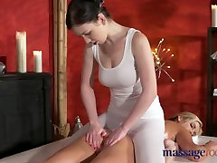 Massage Rooms 69 for hot blonde and big tits brunette