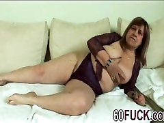 Bbw Blonde Granny Fucking Sucking Young Dong