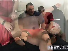 Man cums between his shaven legs and gay slave feet snapchat