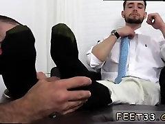 Gay dudes feet movies KCs New Foot & Sock Slave
