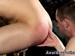 Photos young hot guys fucking bdsm gay Tied down to the benc