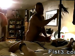 Gay foot fisting and black and white gay fisting men Piggie