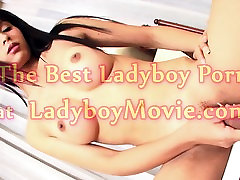 Busty Ladyboy Rada Gets Naked