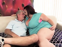 Mature BBW Lady Lynn gets fucked hard