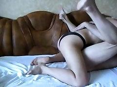 Femdom Jane destroying my ass with strapon