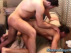 Religious mormon sperms