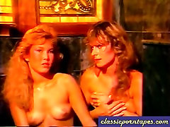 Hot Retro Lesbians From The 80s
