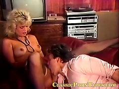 Blonde In Classic Vintage Seventies Porn