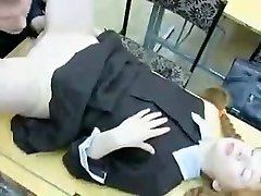 STP1 Sweet Redhead Fucked After Class !