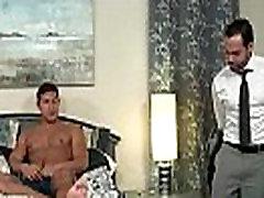 Mature men gets big cock in his asshole 07