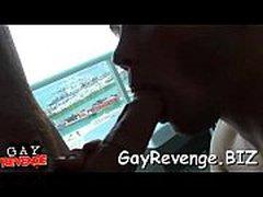 Gays enjoy engulfing and wazoo sex