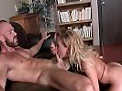Hardcore Sex Tape In Office With Big Melon Tits Girl Cherie Deville video-26