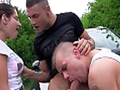 Bisex studs ass pounded
