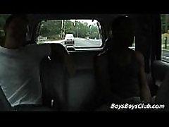 Blacks On Boys - Hardcore Gay Interracial XXX Video 24