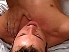 Hunk lances a-hole hole with cock