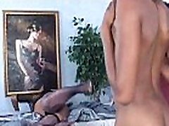 Ebonies having lesbian oral sex and masturbating