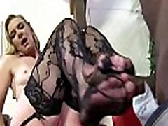 Black Meat White Feet - Foot Fetish Sex Porn Movie 18