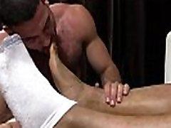 Free gay twink feet vids xxx Tony Rock&039s Feet Worshiped