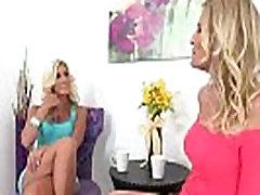 Action Sex Scene With Horny Lesibian Milfs Brianna Ray &amp Mckenzi Reynolds movie-27