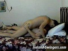 Ireland swingers caught on hidden camera