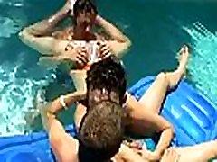 Mexican gay twink blog movietures xxx Ayden, Kayden &amp Shane -