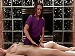 Sensual lesbian massage leads to orgasm 22