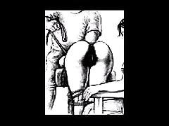 BDSM Porn Artwork Compilation