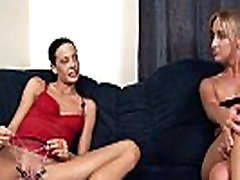 Anal toy play for Aliz before she enjoys piss drinking