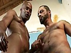 White Twink Suck Big Black Gay Cock And Get His Ass Banged Hard 25