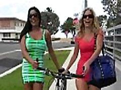 Brianna Ray &amp Candi Coxx Mature Lesbian Ladies Make Love mov-02