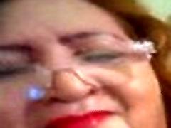 Shy Pinay Fat Mature Filipino Granny Showing Her Boobs