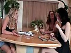 Mature Lesbians Brianna Ray &amp Kristen Cameron &amp Rylie Play On Camera video-22
