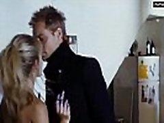 Sienna Miller - Showing her perky boobs - Alfie 2004