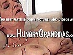 Fat Granny Gets Oral From A Hunk