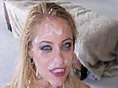 Cocksucking slut bukkaked