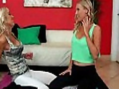 Mature Lesbians Brianna Ray &amp Zoey Portland Lick And Play With Their Bodies video-29