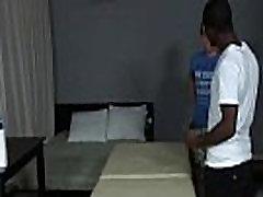 BlacksOnBoys - Gay Hardcore Twink Interracial Fuck Video 22