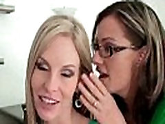 Sexy Lesbian Milfs Brianna Ray &amp Kristen Cameron &amp Aimee Addison Play In Hot Sex Scene Act