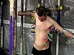 Gay bondage movie tubes and gay bondage older younger tube Feeding