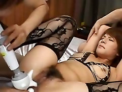 sexy asian anal sex with lingerie