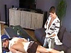 Gay bare massage video