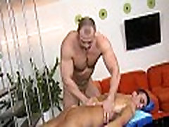 Most good homosexual massage video